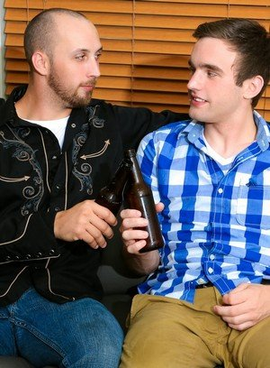 Hot Gay Dustin Steele,Andrew Collins,