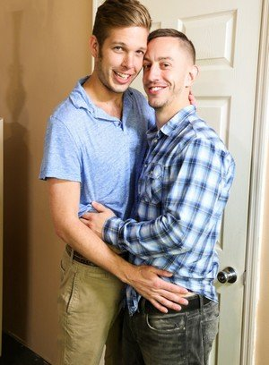 Hot Gay Bryan Cole,Hunter Harm,
