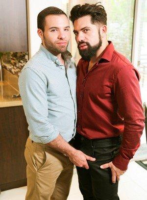Hot Gay Braxton Smith,Alessandro Del Toro,