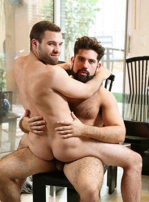 Hunky Gay Braxton Smith,Alessandro Del Toro,