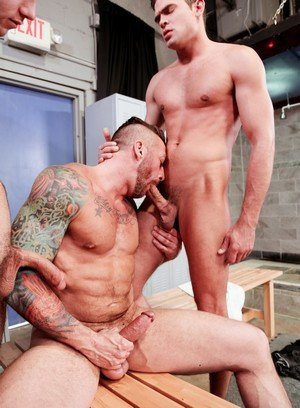 Hot Boy Dimitri Kane,Hugh Hunter,Luke Milan,