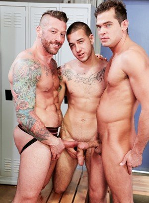 Big Dicked Gay Dimitri Kane,Hugh Hunter,Luke Milan,