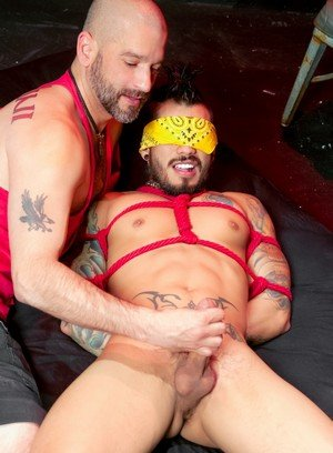 Hunky Gay Draven Torres,Tony Buff,