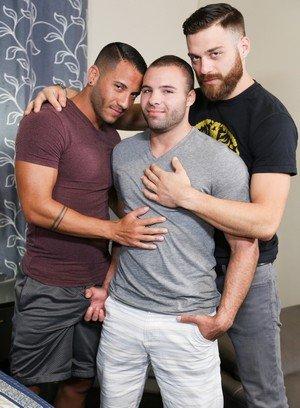 Hot Gay Mario Costa,Braxton Smith,Tommy Defendi,