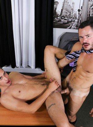 Hunky Gay Patrick Ridge,Valentin Petrov,