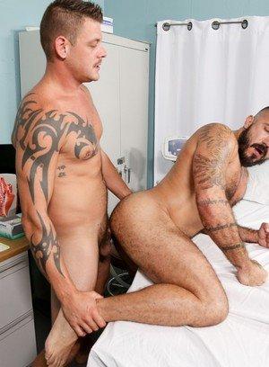 Hunky Gay Jace Chambers,Alessio Romero,