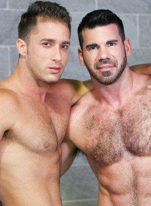 Sexy Guy Armando De Armas,Billy Santoro,
