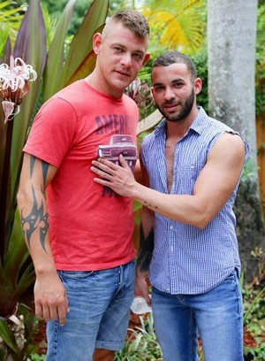 Hot Gay Fernando Del Rio,Jace Chambers,