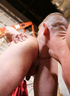 Naked Gay Fernando Del Rio,Jace Chambers,