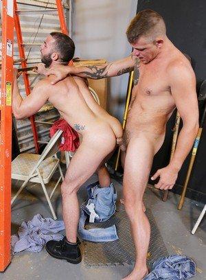 Hunky Gay Fernando Del Rio,Jace Chambers,