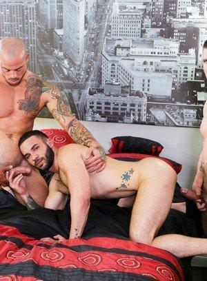 Good Looking Guy Sean Duran,Fernando Del Rio,Caleb Troy,