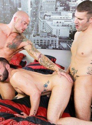 Horny Sean Duran,Fernando Del Rio,Caleb Troy,