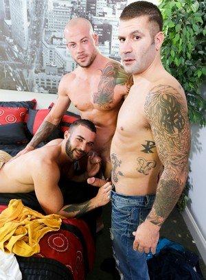 Big Dicked Sean Duran,Fernando Del Rio,Caleb Troy,