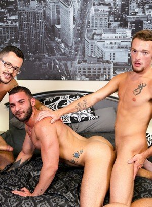 Hot Boy Valentin Petrov,Zeke Weidman,Fernando Del Rio,