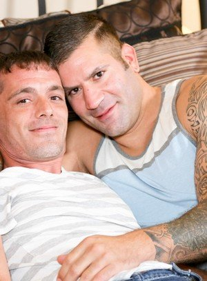 Hot Guy Brett Bradley,Caleb Troy,