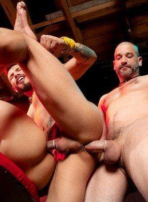 Cute Gay Armond Rizzo,Draven Torres,Tony Buff,