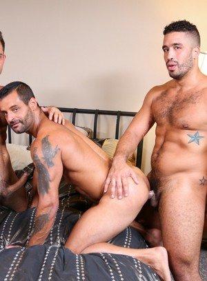 Hot Boy Armando De Armas,Trey Turner,David Benjamin,