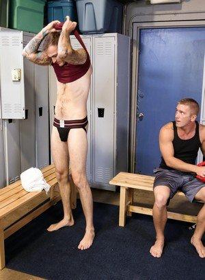 Hot Gay Christian Wilde,Scott Riley,