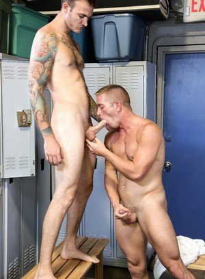 Wild Gay Christian Wilde,Scott Riley,