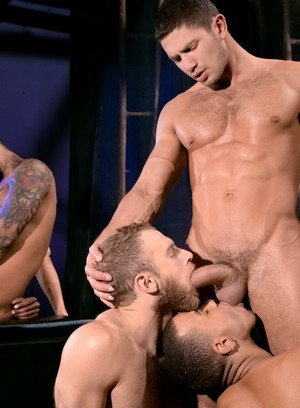 Naked Gay Dato Foland,Tyson Tyler,Trelino,Boomer Banks,Shawn Wolfe,