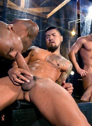 Hunky Gay Dato Foland,Tyson Tyler,Trelino,Boomer Banks,Shawn Wolfe,