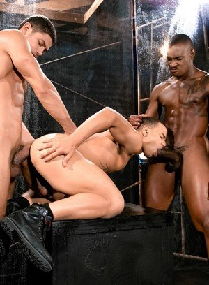 Sexy and confident Trelino,Tyson Tyler,Dato Foland,