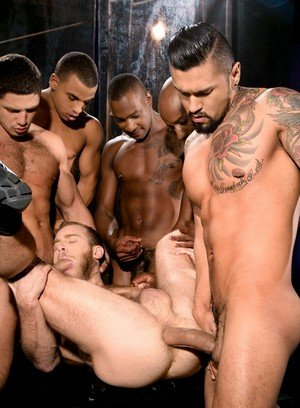 Hot Boy Tyson Tyler,Trelino,Boomer Banks,Shawn Wolfe,Race Cooper,