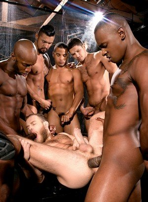Horny Gay Boomer Banks,Shawn Wolfe,Race Cooper,Tyson Tyler,Trelino,