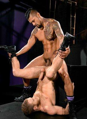 Horny Gay Boomer Banks,Shawn Wolfe,