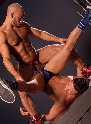 Hunky Gay Josh Conners,Sean Zevran,