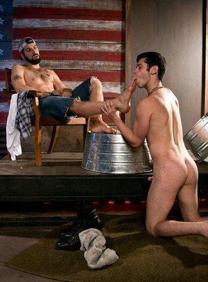 Hot Guy Preston Steel,Chase Young,