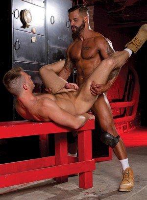 Cute Gay David Benjamin,Brian Bonds,