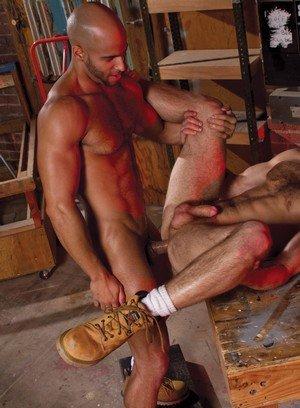 Wild Gay Sean Zevran,Shawn Wolfe,