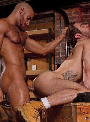 Handsome Guy Sean Zevran,Shawn Wolfe,