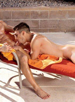 Naked Gay Darius Ferdynand,Anthony Verusso,