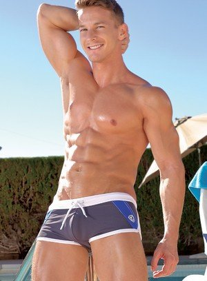 Sexy Dude Darius Ferdynand,Anthony Verusso,
