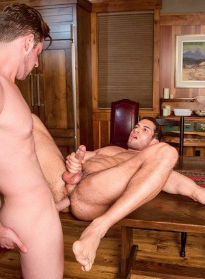 Hot Boy Andrew Stark,Ricky Decker,