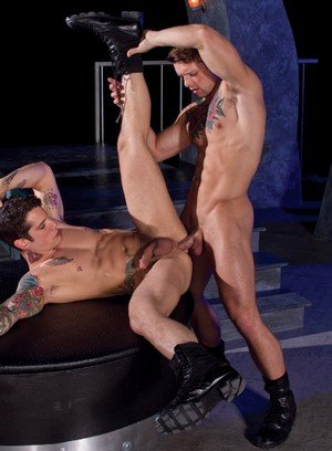 Hunky Gay Pierre Fitch,Sebastian Kross,