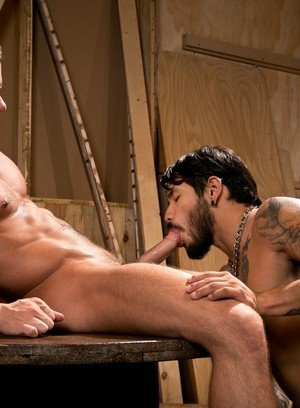Hot Gay Draven Torres,Shane Frost,