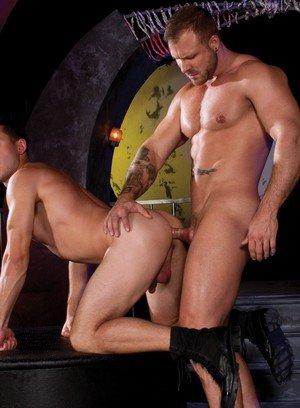 Naked Gay Austin Wolf,Brenner Bolton,