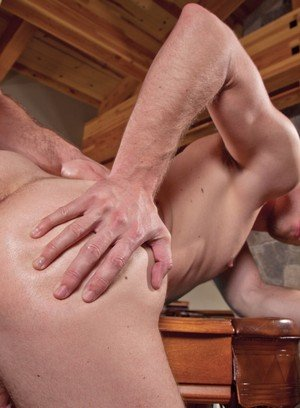 Sporty Hunk Nick Sterling,Brandon Moore,