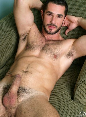 Hunky Gay Dean Monroe,