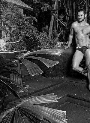 Wild Gay Dean Monroe,
