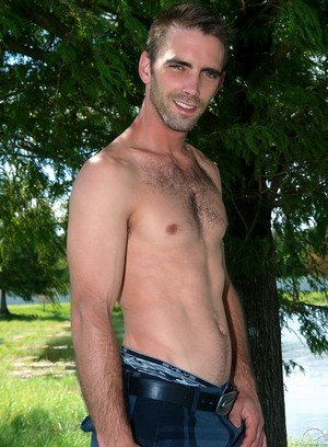 Sexy Dude Joe Parker,