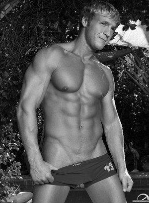 Sexy Guy Gavin Waters,Trent Diesel,
