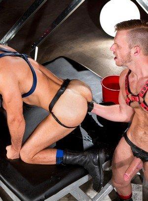 Hunky Gay Brian Bonds,Manuel Olveyra,