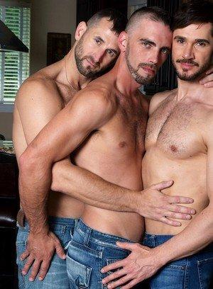 Hot Gay Cj Parker,Joe Parker,Dean Monroe,