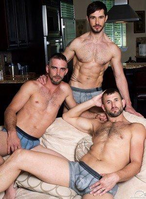 Big Dicked Gay Cj Parker,Joe Parker,Dean Monroe,