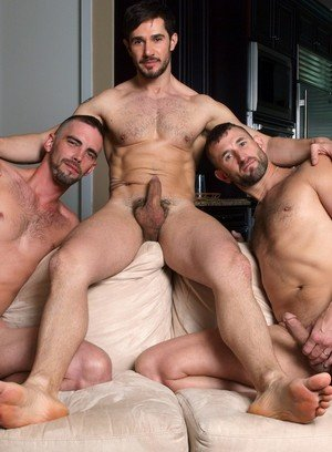 Muscle man Dean Monroe,Joe Parker,Cj Parker,