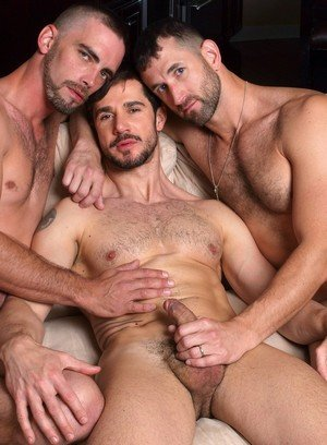Handsome Guy Dean Monroe,Joe Parker,Cj Parker,